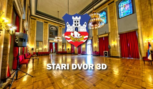 Old Palace 3D