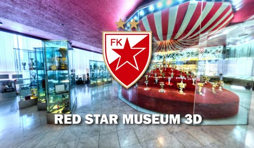 Red Star Museum 3D