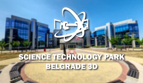 Science-Technology Park 3D