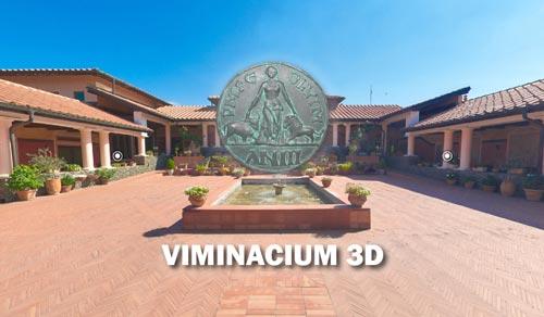 Viminacium 3D
